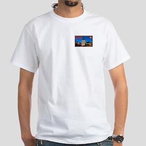 Bamberg Altes Rathaus L White T-Shirt