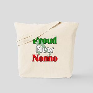 Proud New Nonno Tote Bag