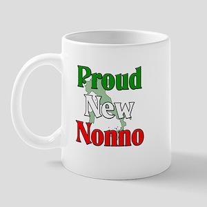 Proud New Nonno Mug