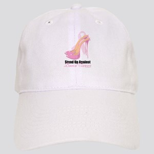 Stand Up Against Breast Cance Cap