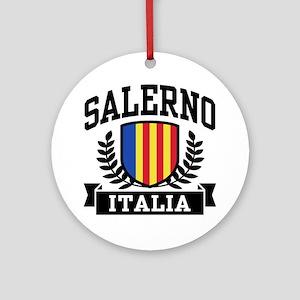 Salerno Italia Ornament (Round)