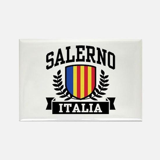 Salerno Italia Rectangle Magnet