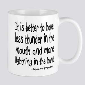 Thunder in the Mouth Mug