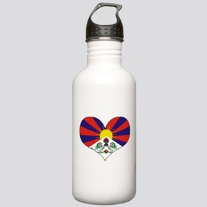tibet's heart Stainless Water Bottle 1.0L