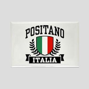 Positano Italia Rectangle Magnet