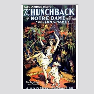 Hunchback of Notre Dame Postcards (Package of 8)