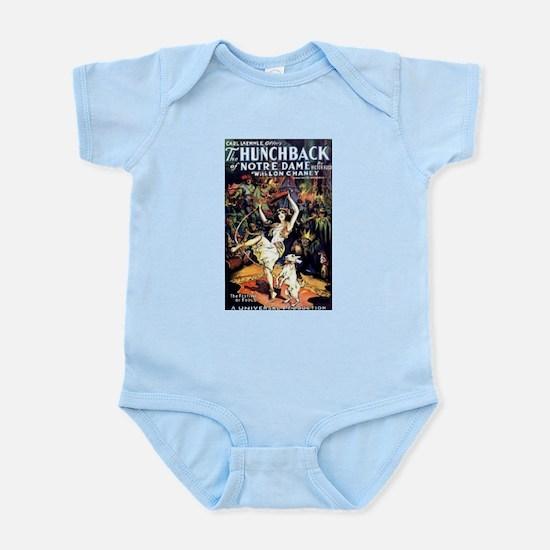 Hunchback of Notre Dame Infant Bodysuit