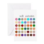 color analysis card soft autumn