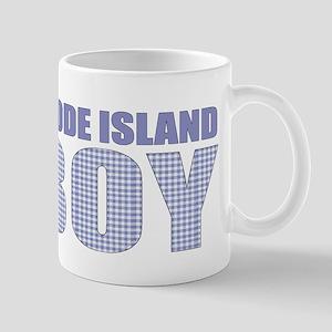 Rhode Island Boy Mug