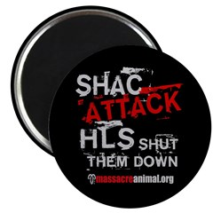 SHAC ATTACK - Magnet