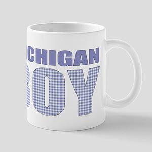 Michigan Boy Mug