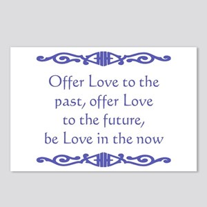 Offer Love Postcards (Package of 8)