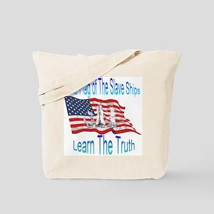 Ship Flag  Tote Bag