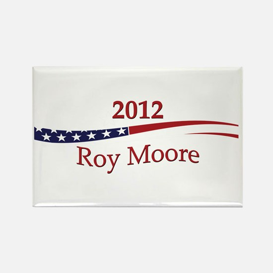 Roy Moore Rectangle Magnet