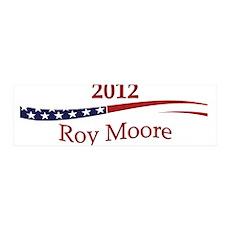 Roy Moore 42x14 Wall Peel