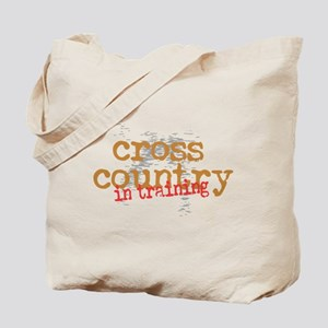 Cross Country Training Tote Bag
