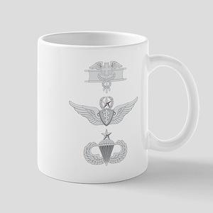 EFMB Flight Surgeon Msr Airborne Sr Mug