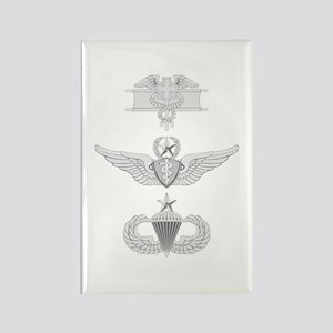 EFMB Flight Surgeon Msr Airborne Rectangle Magnet