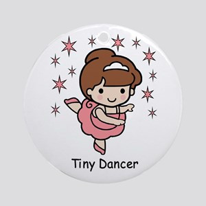 Tiny Dancer Ornament (Round)
