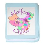 Haifeng China baby blanket