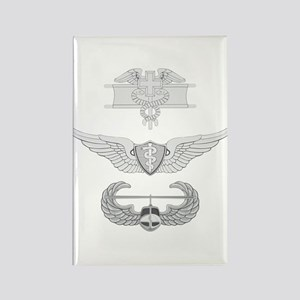 EFMB Flight Surgeon Air Assault Rectangle Magnet