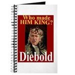 Bush - Crowned by Diebold Journal