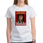 Bush - Crowned by Diebold Women's T-Shirt