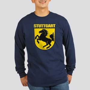 Stuttgart Long Sleeve Dark T-Shirt