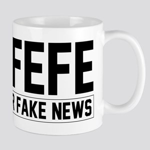 Covfefe - Russian for Fake News 11 oz Ceramic Mug