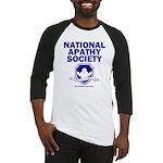 National Apathy Society Baseball Jersey