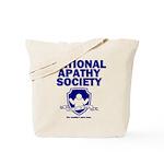 National Apathy Society Tote Bag
