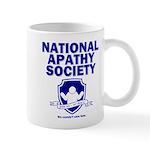 National Apathy Society Mug
