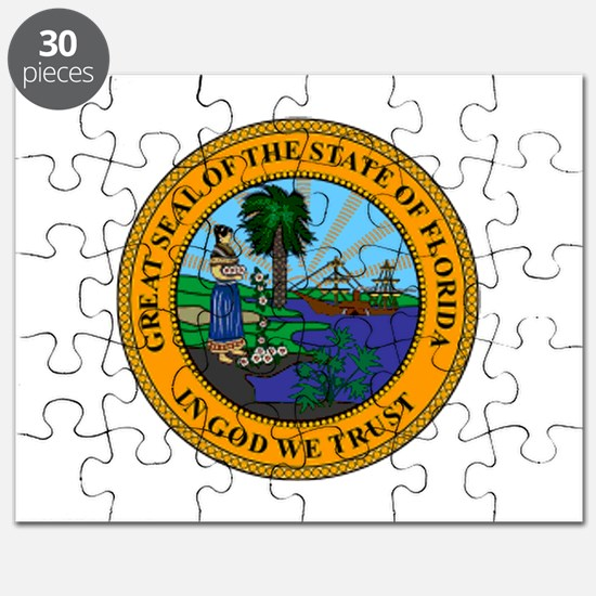 Florida State Seal Puzzle