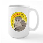 Start Seeing Bigfoot Mug