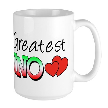World's Greatest Nonno Large Mug