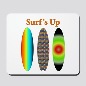 Surf's Up Mousepad