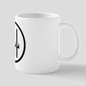 Fascist Italy Roundel Mug