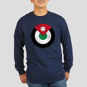 Jordan Roundel Long Sleeve Dark T-Shirt