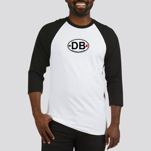 Dewey Beach DE - Oval Design Baseball Jersey
