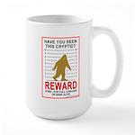 Bigfoot Bounty Mug
