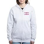 Women's Zip Hoodie PINK or GRAY