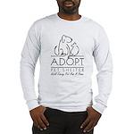 A.D.O.P.T. Pet Shelter Long Sleeve T-Shirt