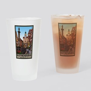 Rothenburg Markusturm Drinking Glass