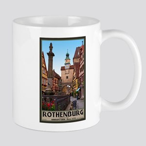 Rothenburg Markusturm Mug