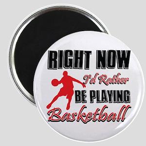 Basketball Gift Designs Magnet