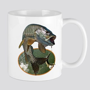 Musky Fishing Mug