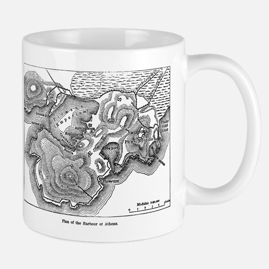 Unique Achilles Mug