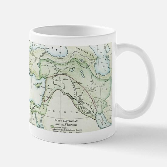 Bablyonian & Assyrian Empire Mug