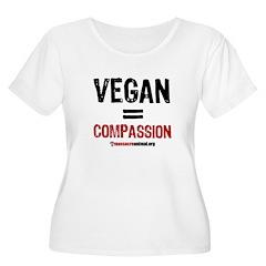 VEGAN=COMPASSION - T-Shirt