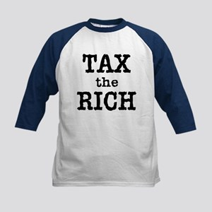 TAX the RICH Tshirts and Products Kids Baseball Je
